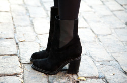 Theyskens' Theory Taylor Boot I must have these.