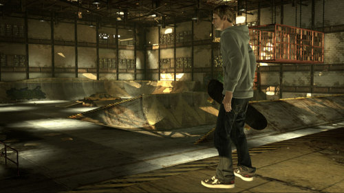Tony Hawk Pro Skater HD incoming Oh snap.
