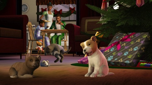 Caption this holiday screenshot!