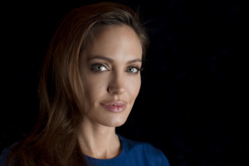 Angelina Jolie for USA Today