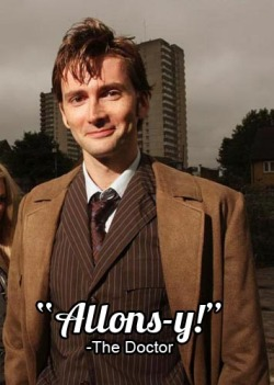 This is the only pick-up line the Doctor needs.  -JC