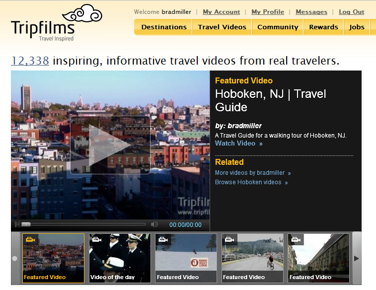 Check out my featured video on TripFilms.com: Hoboken, NJ | Travel Guide Video
