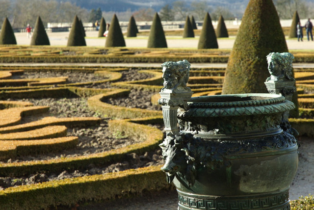 | ♕ |  Versailles gardens  | by incrediblesnaps | via francefrance