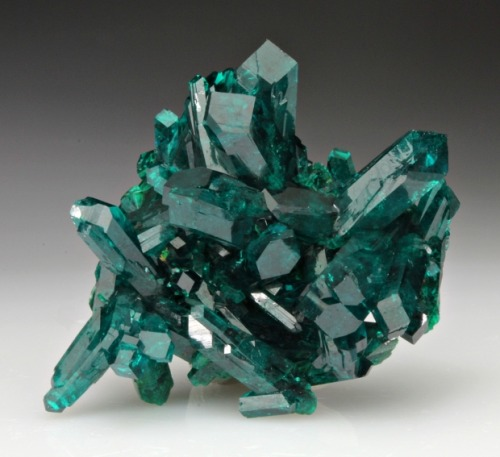 Dioptase from the Congo