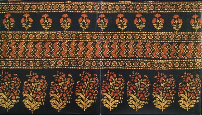 Greeting card reproduction from the Calico Museum of Textiles and Sarabhai Foundation in India. So beautiful. View more prints here.
