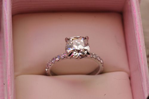 Hope to get this from a guy. One day :) My Mr. Right.