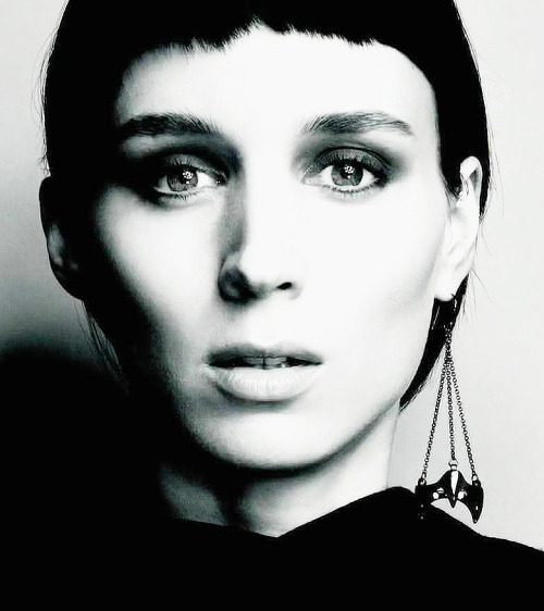 Rooney Mara photographed by Glen Luchford for Dazed & Confused Magazine