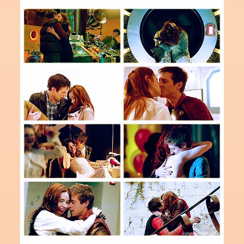 summcohen:  tv meme | 07 couples i ship → amy and rory. (04/07)