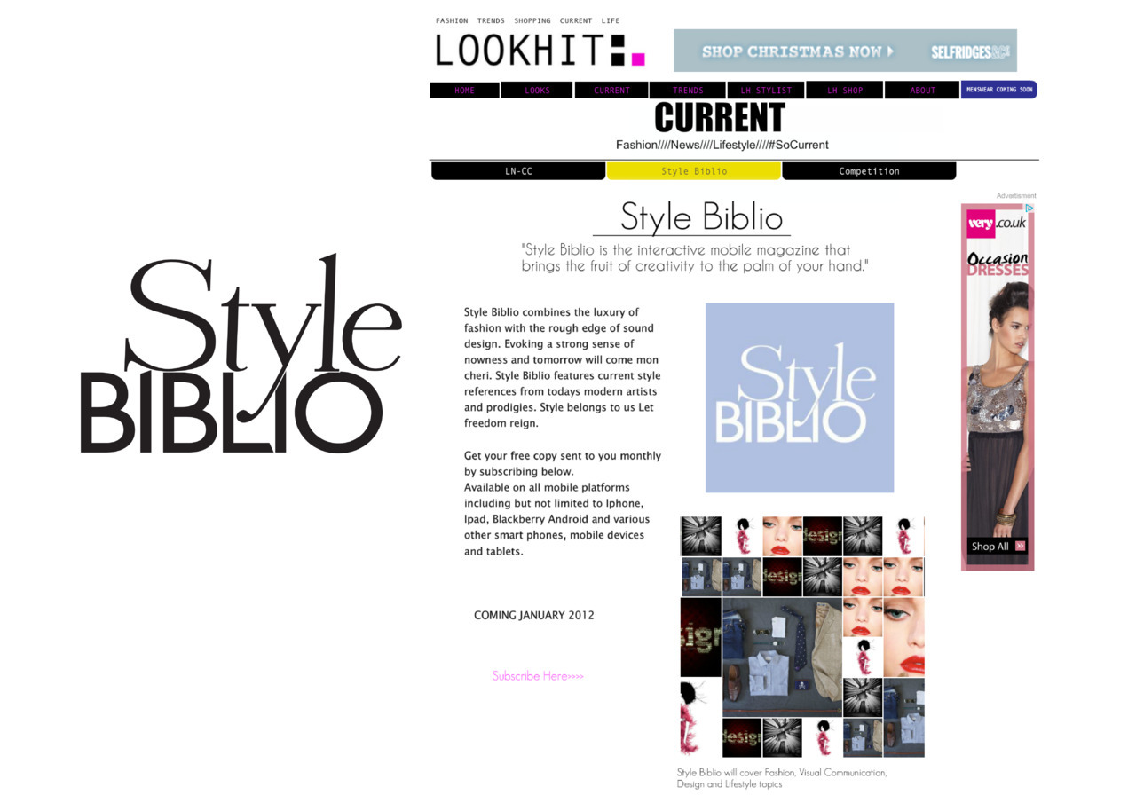 Style Biblio Brand Identity Project by DB Designs can be viewed here.