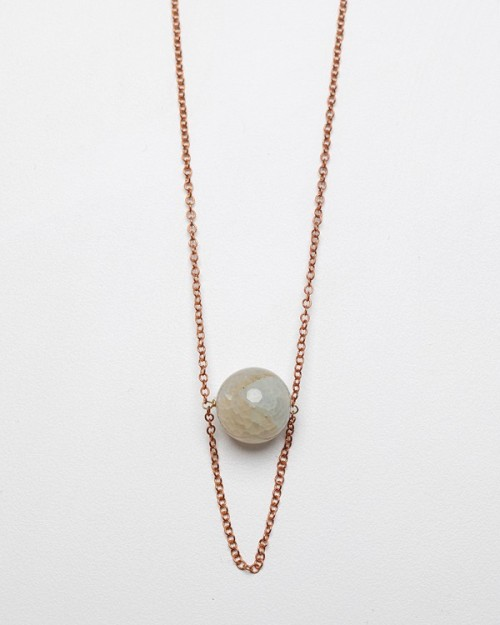 holiday wishlist no. 2: [academy] stone drop necklace, $35so pretty and so dainty and so wonderfully ladylike.
