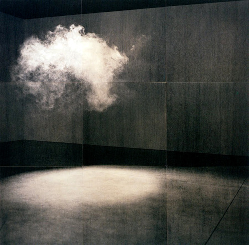 alecshao:  Lorna Simpson, Cloud  (serigraph on 9 felt panels)