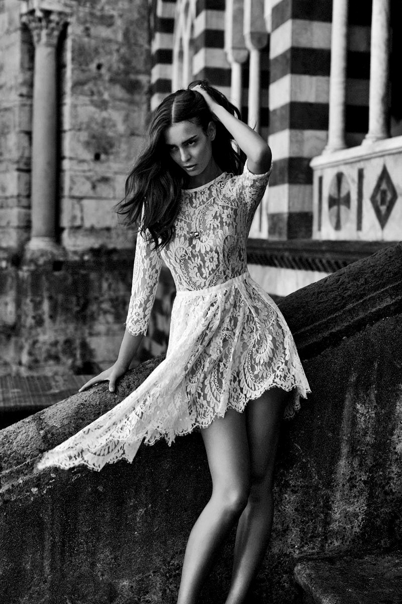 Gorgeous Lover lace dress. I want!