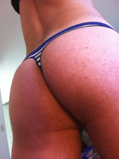 Happy thong thursday!