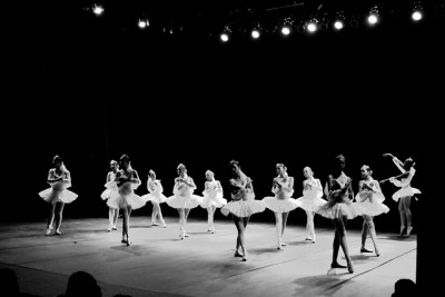 I remember when I use to do ballet . Good times <3