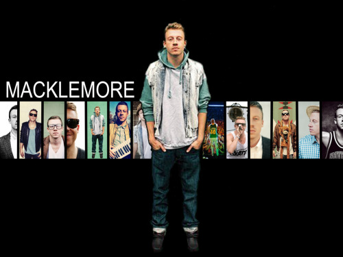 My hero <3  Macklemore <3