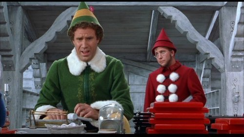 buddy: i'm a cotton-headed ninnymuggins. boss elf: you're not a cotton-headed ninnymuggins. you're just …… special!