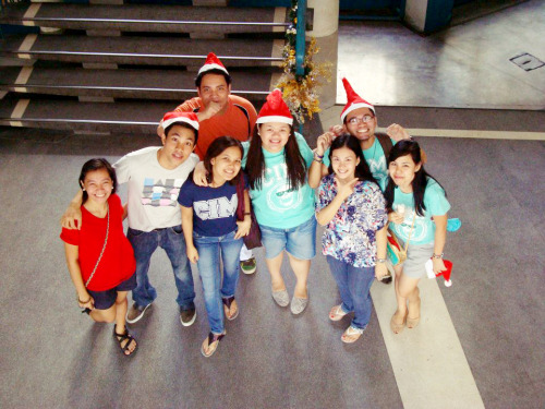 =) With my happy pills, especially the one in orange. Mariz MIA.