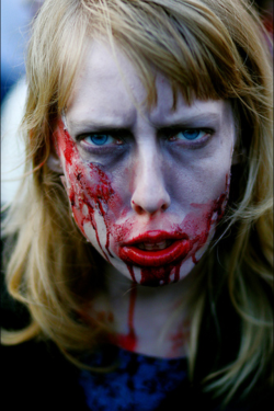 a favorite from the asbury park ZOMBIE walk back in October