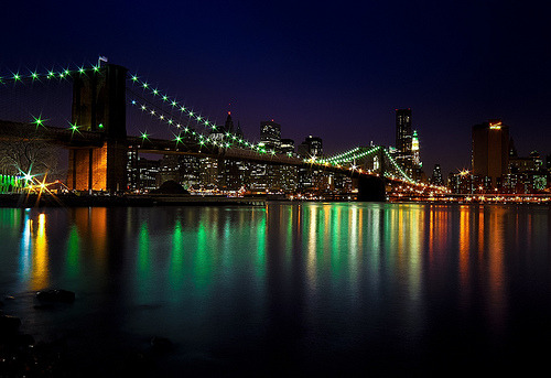 theurbanblog:  Brooklyn Bridge, NYC (by TR11787 Tom Reese)