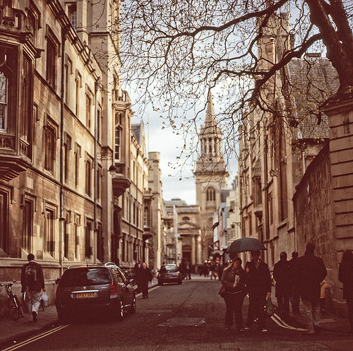 allthingseurope:  Oxford, UK (by Ayoumali)  Sigh.