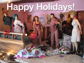 Happy Holidays from Constellation!