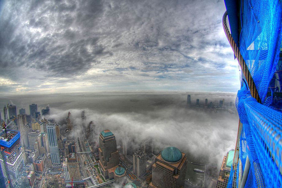 buzzfeed:  [Incredible Views From The New World Trade Center]
