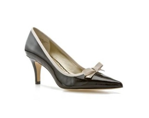 Bandolino Wyme Pump - $29.95, DSW How cute would these be for work?