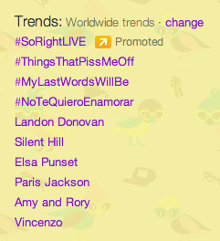 """Amy and Rory"" are trending worldwide. This is why.  :("