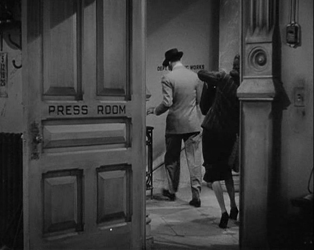 thefinalimage:  His Girl Friday, 1940 (dir. Howard Hawks)