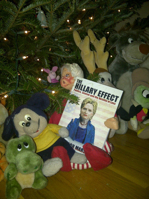 My book, The Hillary Effect, is now LIVE on AMAZON!