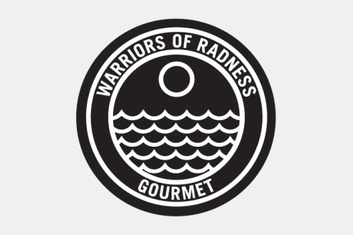 visualgraphic:  Warriors of Radness Gourmet