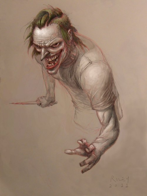 The Joker by Riley Phillips