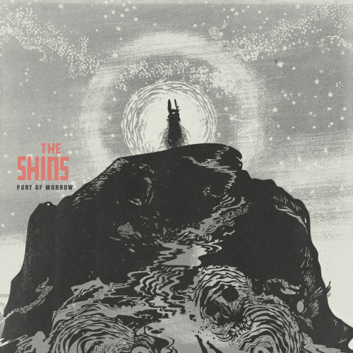 New cover for THE SHINS Port of Morrow