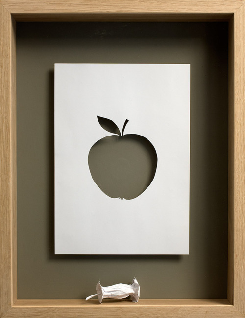 thesecretmcmxci:  Find your Apple Core :D