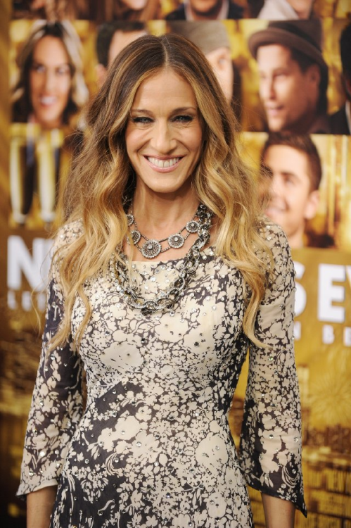 "Hair color inspiration: SJP, my ginormous ""girl crush"""