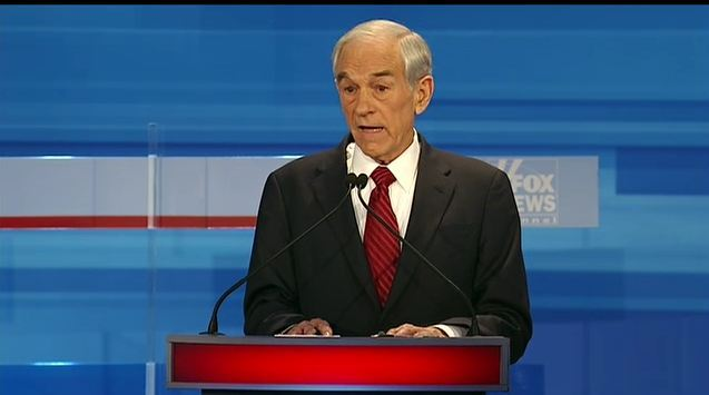 "Ron Paul is seriously afraid we're going to attack Iran. He also called the Iraq War ""useless"" on the date we officially withdrew our troops from Iraq."