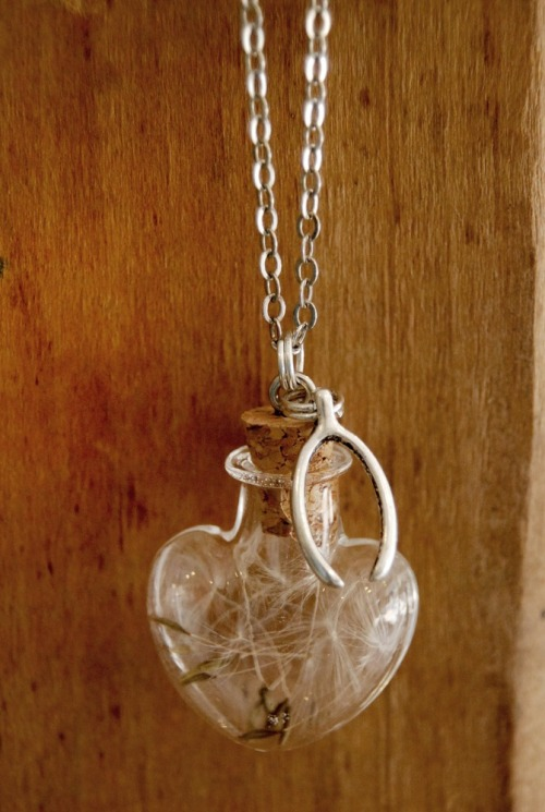 I WANT THIS! (via Double Wish Necklace! | The Yellow Brick Road)