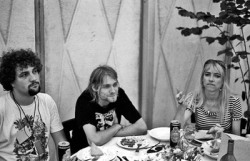 sonic youth y kurt