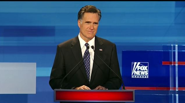Mitt Romney did not enjoy being called inconsistent. He didn't fare terribly well with these questions.
