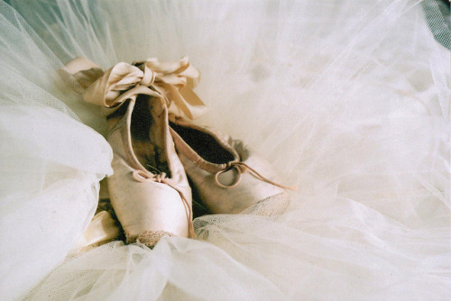 Ballet Shoes  by GeorginaHarrod on Flickr.