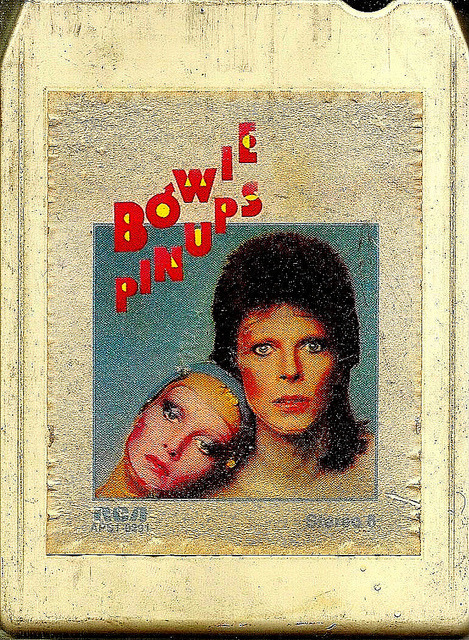 Bowie—Pin Ups by richardzx on Flickr.