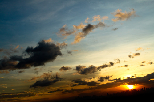 Antipolo City Sunset II