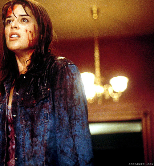screamtrilogy:  Sidney Prescott, SCREAM (1996)