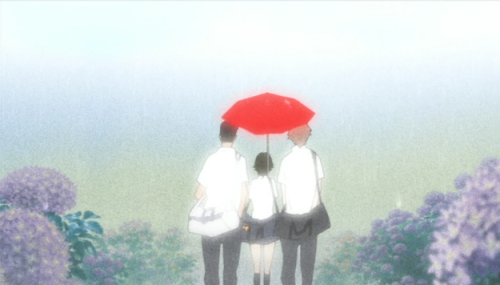 girlwrists:  The Girl Who Leapt Through Time / Toki o kakeru shoujo (Mamoru Hosoda, 2006)