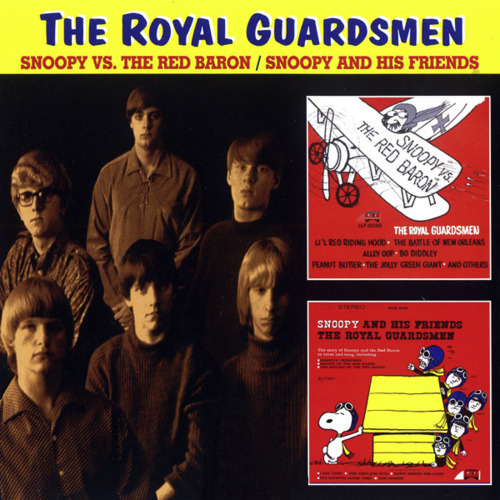 The Royal Guardsmen - Snoopy's Christmas (Remastered)