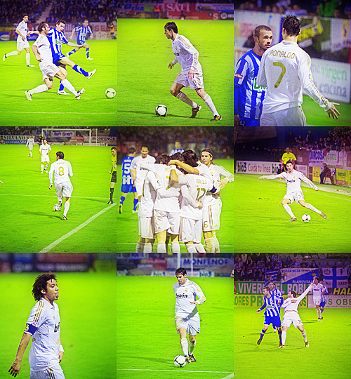 Ponferradina vs. Real Madrid