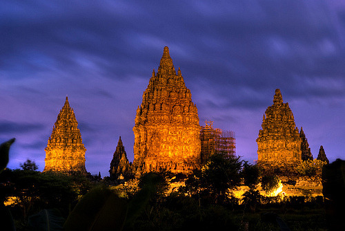 Prambanan Temple Compounds - Indonesia