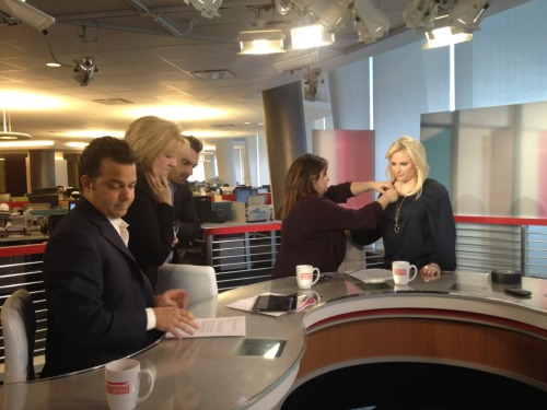 Meghan McCain gets mic'd up for this morning's NewsBeast. They're chatting Newt, Christopher Hitchens, and Christian Bale. Also, Meghan on what she'd do if Newt won the GOP nomination.