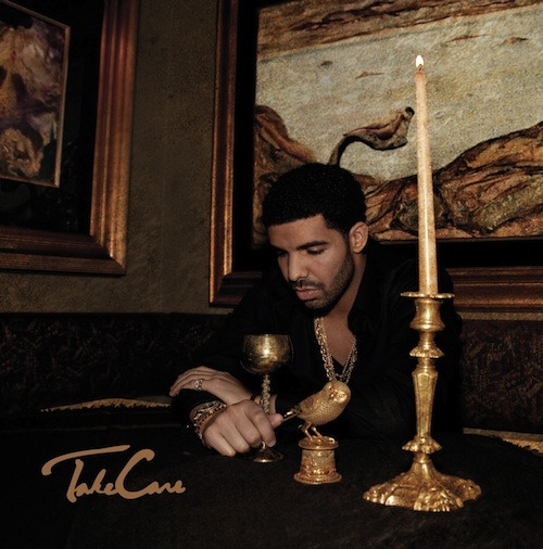 pitchfork:  Drake's Take Care, #8 on our Top 50 Albums of 2011.  ♥