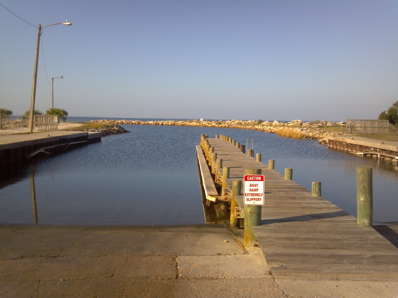 What a beautiful day in Port St. Joe! Who wants to go fishing with us?